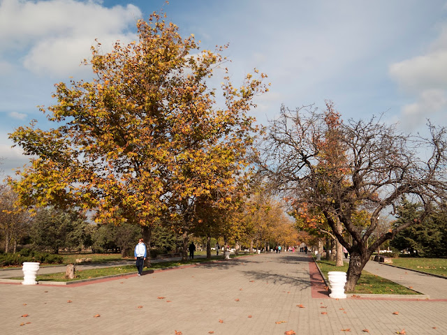 осень в севастополе
