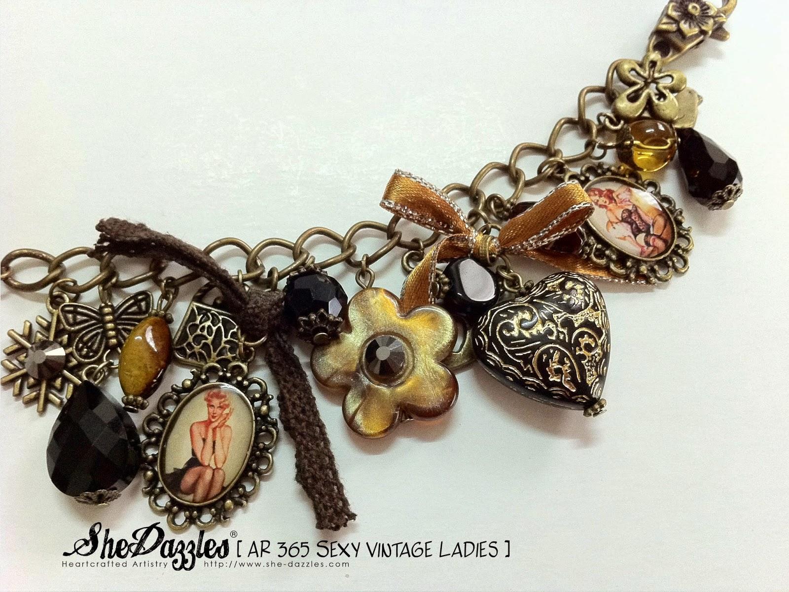 charm-bracelet-sexy-vintage-malaysia-shedazzles