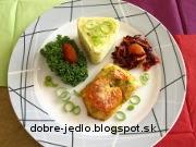 Ryba s paradajkami - recept