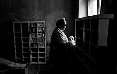 Fotografia di Misha Friedman dal reportage Tubercolosis in the former Soviet Union