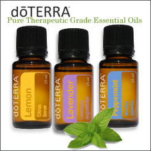 doTERRA essential oils Utah