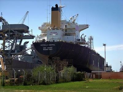 Dossier fotográfico: nuevos pontones de prácticos DF-19 y DF-20 de la Prefectura Naval. Estrella+Austral