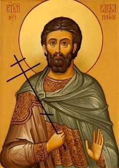Azi 12 aprilie praznuirea Sfantului Mucenic Sava de la Buzau !