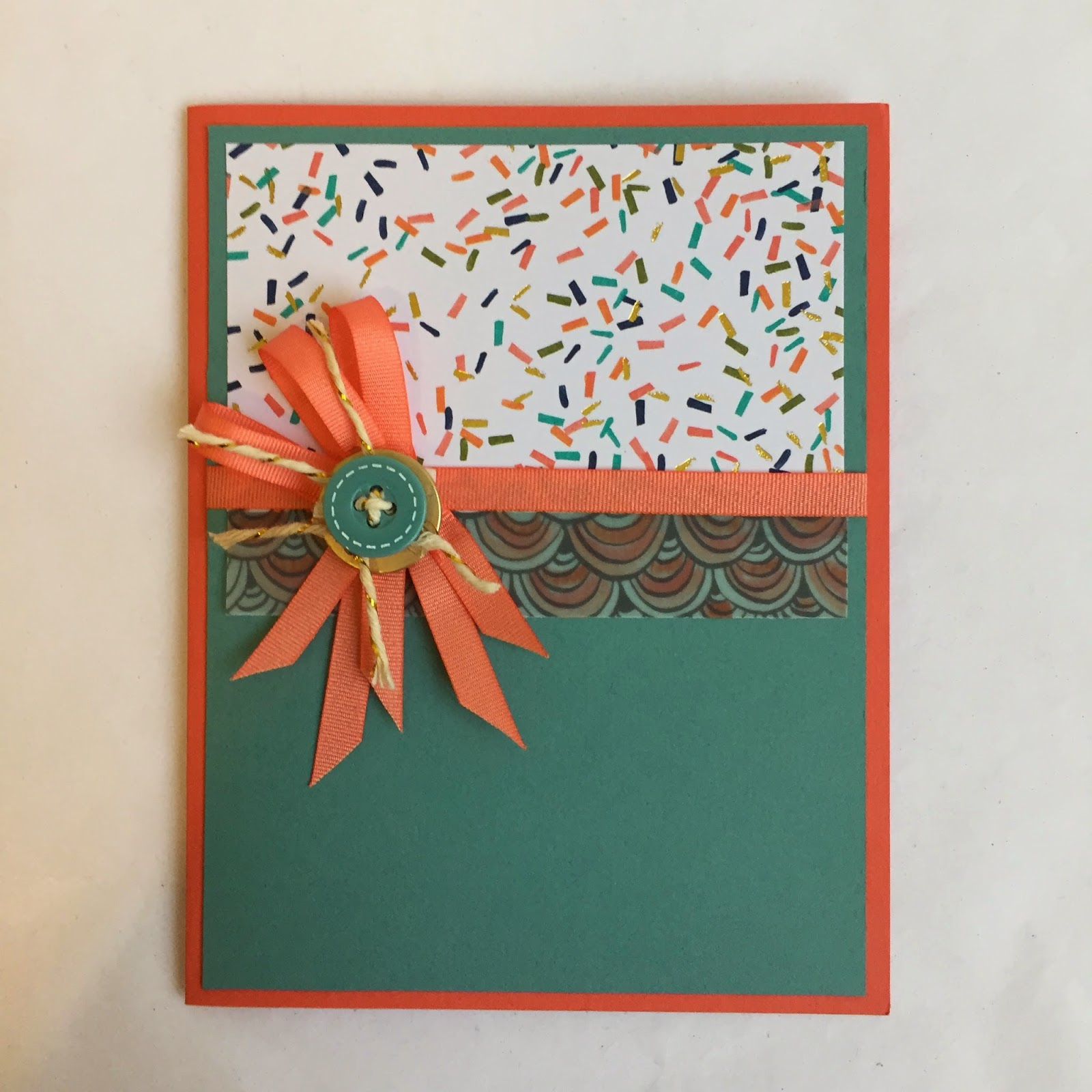 Birthday Bash Sheer Perfection Occasions SAB StampinUp MidnightCrafting