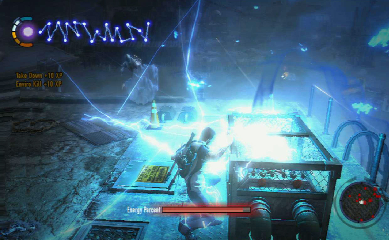 Gamer's Log Daily: Infamous 2 on dead town jak 2 map, dead drop locations map, infamous ps3, infamous dead drops, lost hatch map, infamous 2 bird locations, blast shards ps3 map, infamous last level, harvard map, infamous 2 pigeon locations, infamous 1 shard locations,