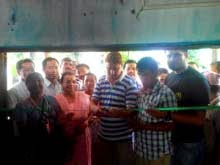 GNLF new party office in Panighatta Bazaar inaugurated