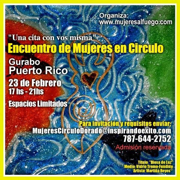 Recuerdo de Encuentro Puerto Rico