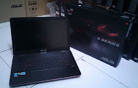 Jual Laptop Notebook Gaming Asus ROG G551JK-CN174H Black, Harga Murah,