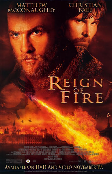Poster Of Reign of Fire 2002 720p Hindi BRRip Dual Audio