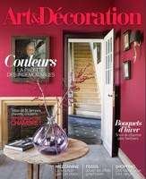 LEFEVRE INTERIORS FEATURED IN FRENCH MAGAZINE ART & DECORATION 2015