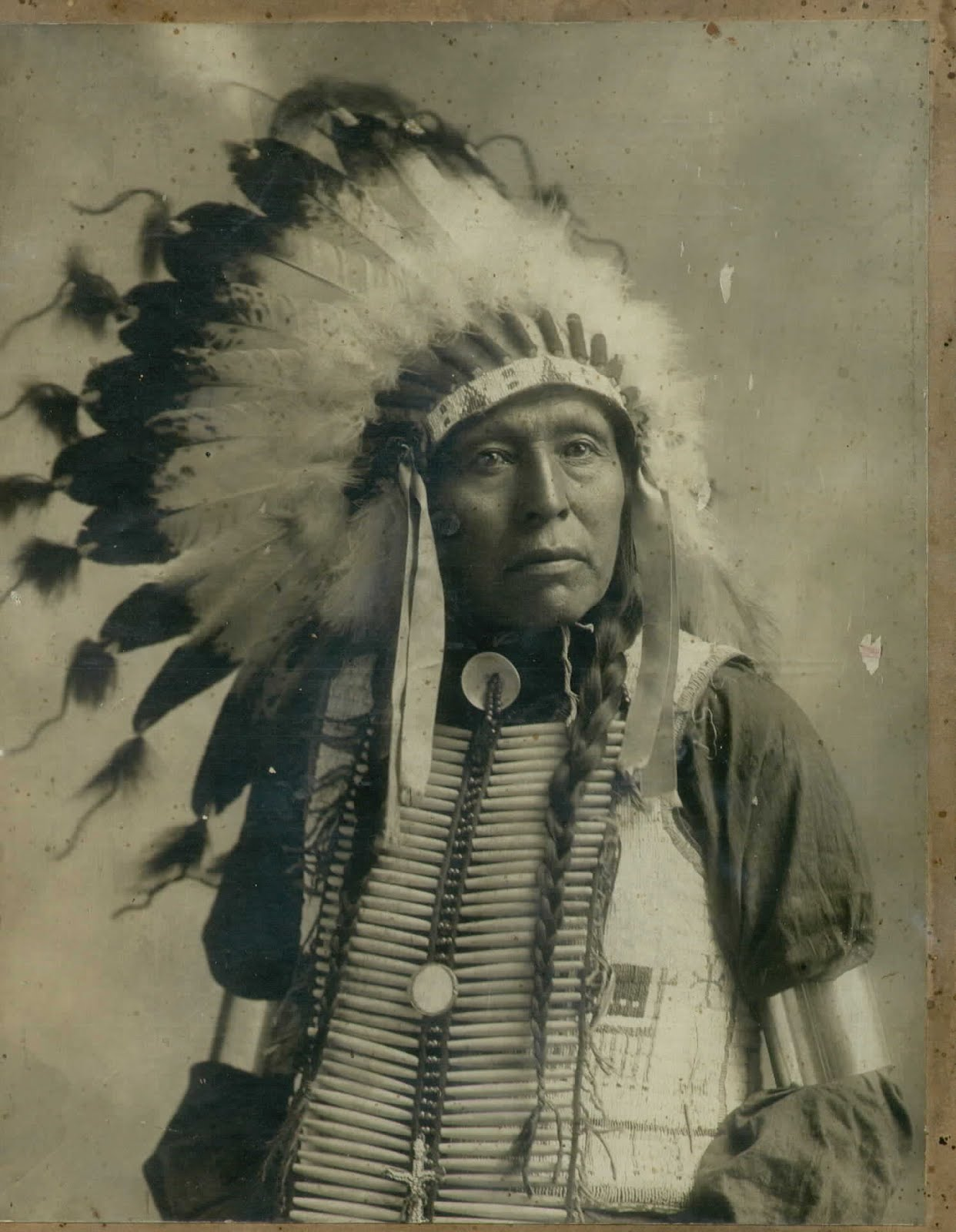 Ancient Wisdom - American IndiansAmerican Indian Chief