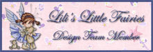 Proud to Design for Lili&#39;s Little Fairies