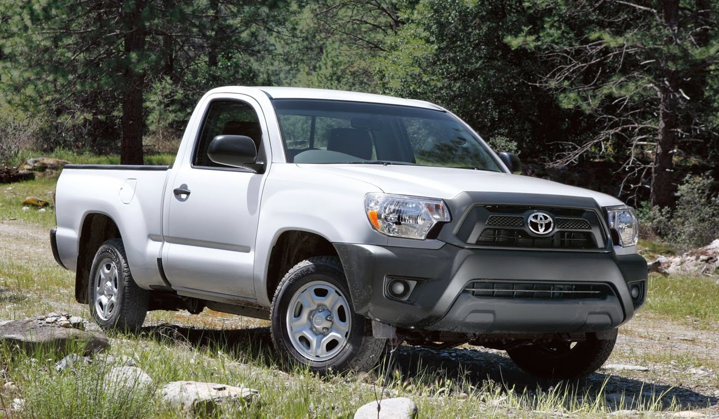 Tacoma V6 Towing Capacity >> Toyota Tacoma Pickup Truck   Car Reviews   New Car Pictures for 2018, 2019