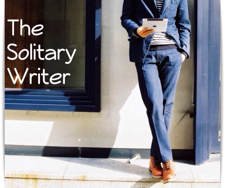 The Solitary Writer