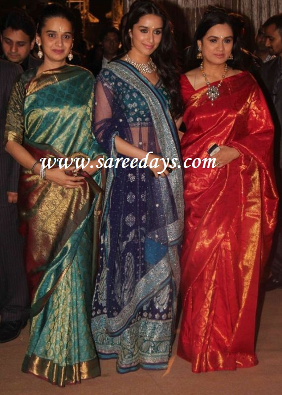 padmini kolhapure in saree - photo #6