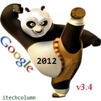 Google Panda Upate 3.4 2012