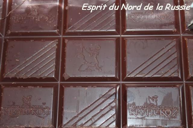 le chocolat «Osobii»