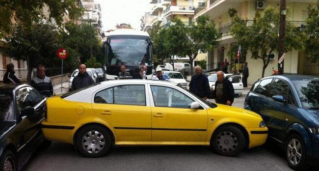Δολοφονία οδηγού ταξί στην Κηφισιά