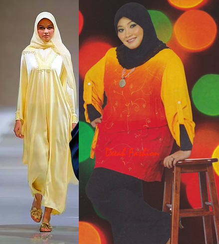 Baju Muslim Untuk Badan Ukuran Besar (Plus Size)