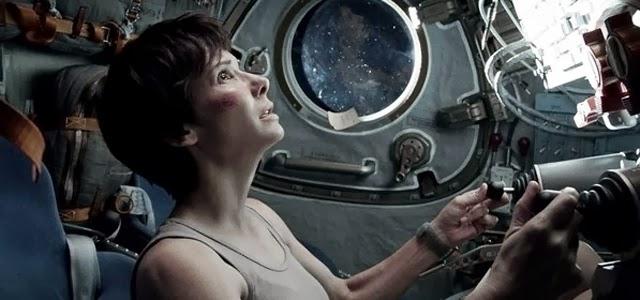 Filme Gravidade Prêmio Melhor Diretor Alfonso Cuarón Oscar 2014