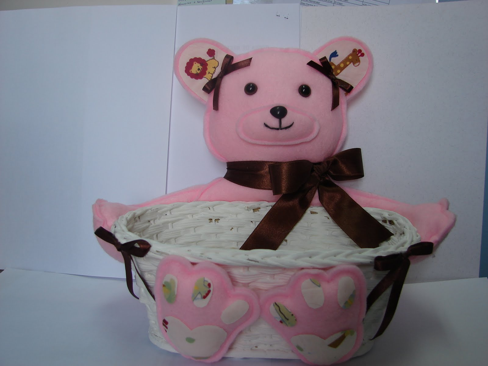 Cortina Baño Winnie Pooh:NORMA CASTILLO: EL REGALO PERFECTO: Canastas de Osos, Winnie Pooh