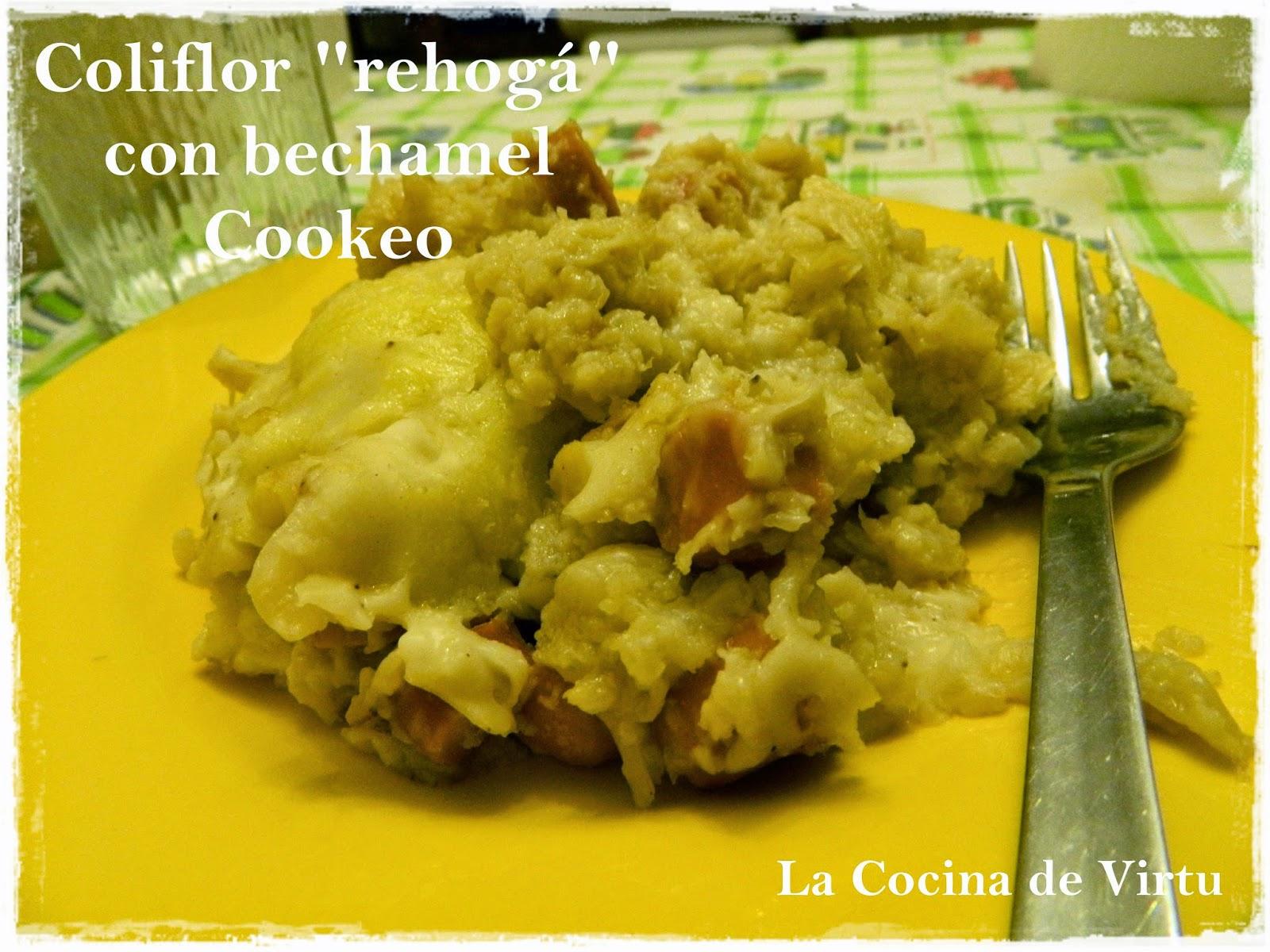 Fritada de verduras cocinar en casa es for Cocinar con cookeo