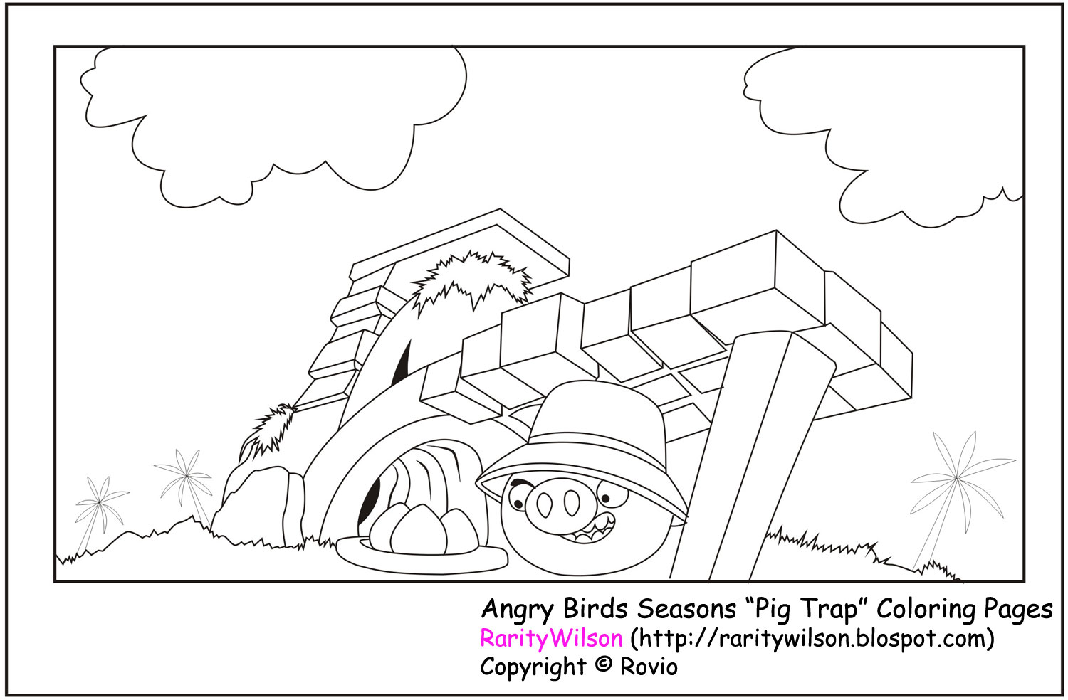 seasons coloring pages - photo#41