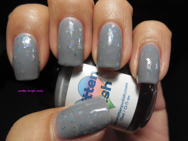 Smitten Polish Flurry