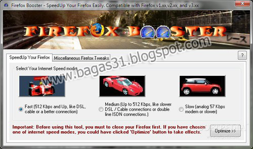 Firefox Booster, Firefox Accelerator 2