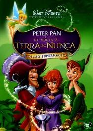 Peter Pan De Volta a Terra do Nunca