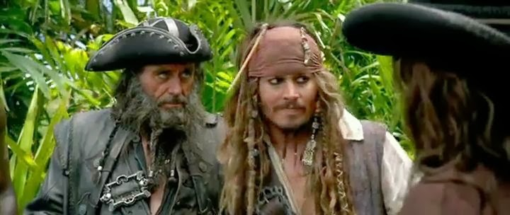 Pirates of the Caribbean On Stranger Tides in Hindi