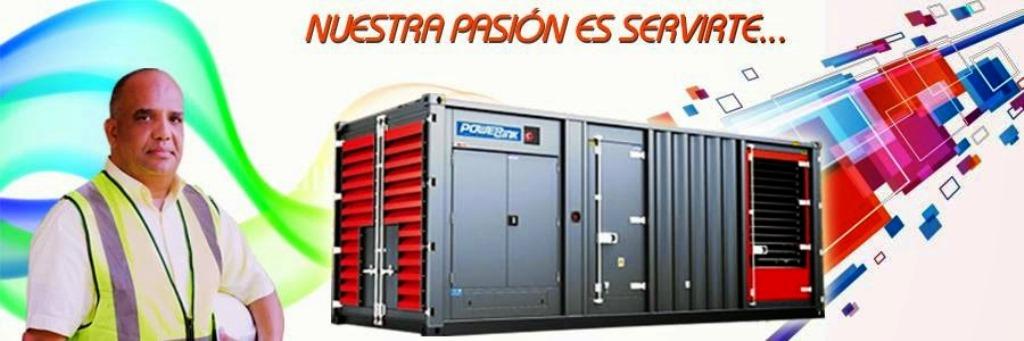 PLANTAS ELECTRICAS DESDE 7 KW HASTA 3000 KW