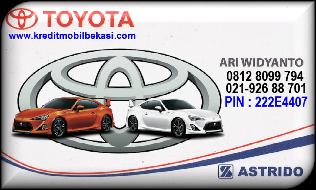 Dealer Resmi Toyota PT. AKITA JAYA MOBILINDO.