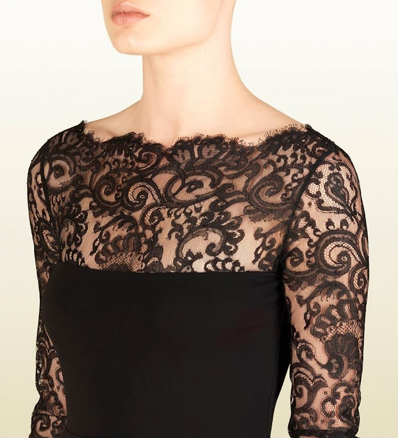80 Gorgeous Lace Dresses for New Year Celebration