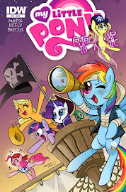 MLP Friendship is Magic #13 Comic
