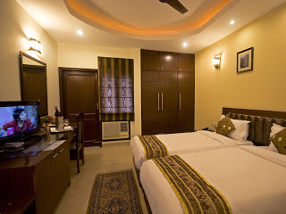 Guest House In New Delhi, Guest House Accommodation