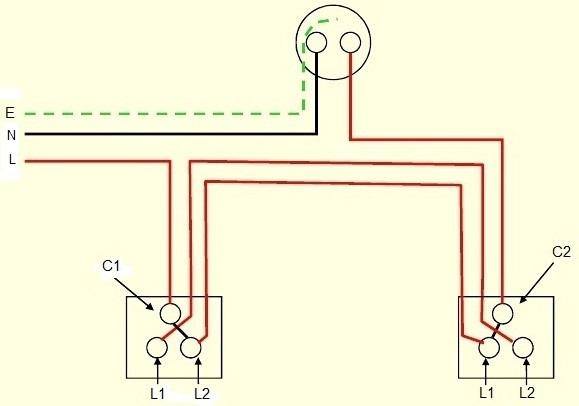 Blog elektrik kaedah pendawaian rajah 3 litar skematik dua suis dua hala kawal satu lampu cheapraybanclubmaster Choice Image