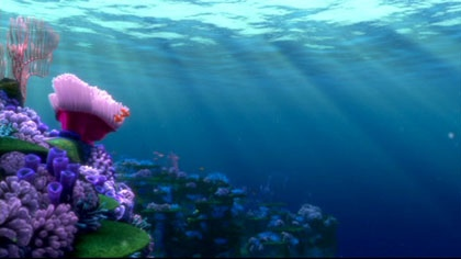 Imaginative Landscapes: The Sea (Finding Nemo)
