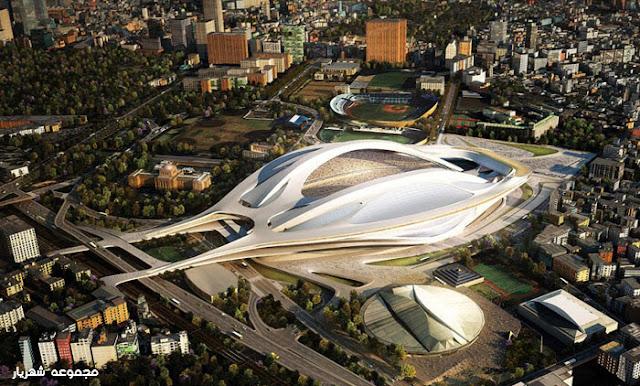 ملعب اليابان الحديث Stadion-tokio-1