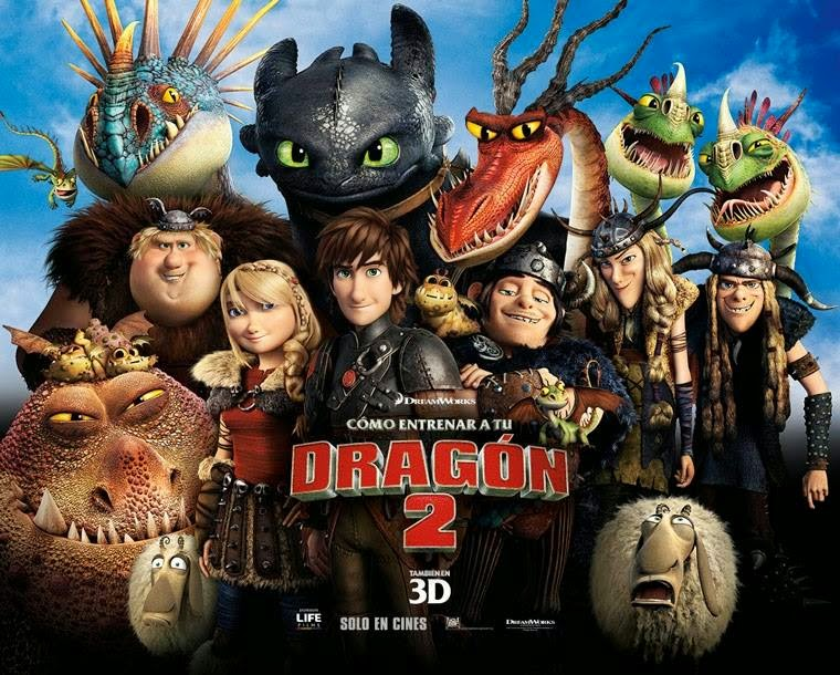how to change your dragon 2 full movie