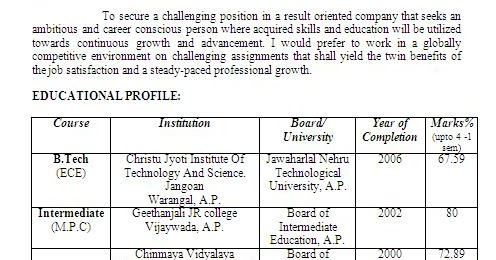 Doc694926 Teacher Biodata Format teacher resumes resume and – Teacher Biodata