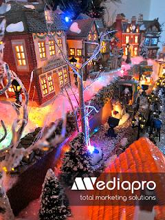 Tổ Chức Event Giáng Sinh, Trang Trí Noel Văn Phòng
