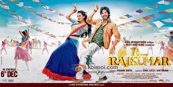 R...Rajkumar (2013) Full Movie Watch Online DVDRip
