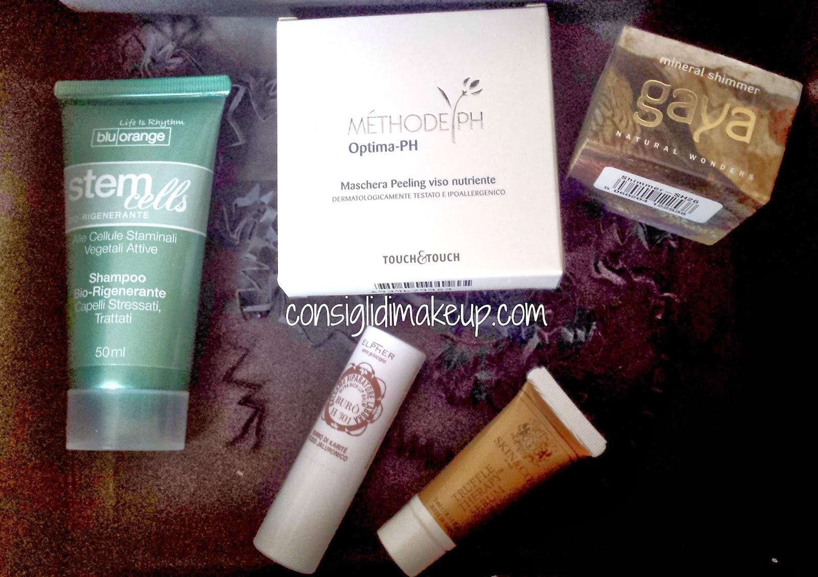 My Beauty Box Marzo 2014