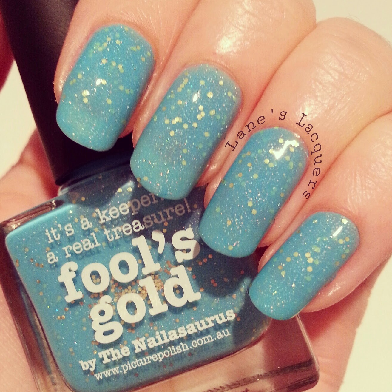 new-picture-polish-fools-gold-swatch-manicure (2)