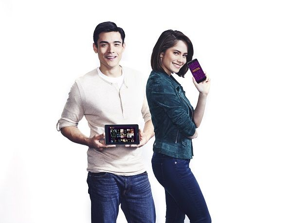 Xian Lim and Jessy Mendiola