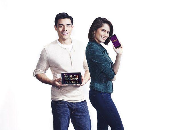 Xian Lim and Jessy Mendiola