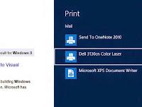 Epson Printer Offline Windows 8.1