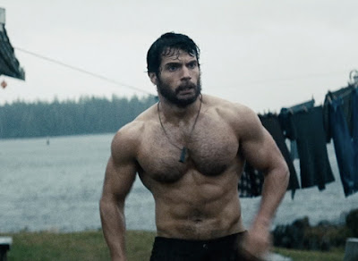 henry cavill man of steel workout