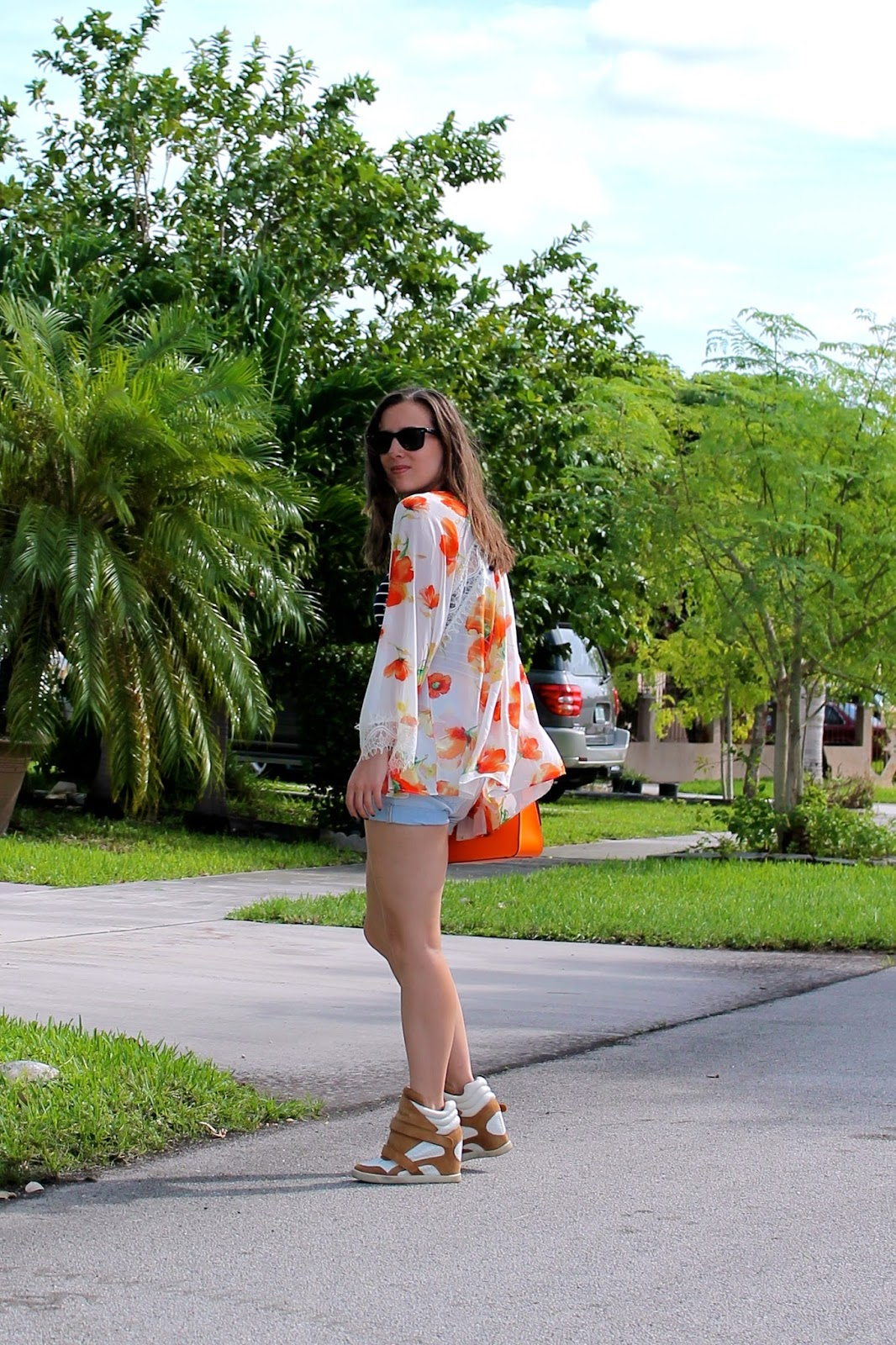 Nordstrom Rack, forever 21, gap, Kate Spade, Ray-Ban, LF Stores, Anthropologie, fashion blog, style blog, Miami fashion blogger, Miami style, gameday, gameday fashion